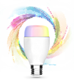 6W E27 RGBW ampoule LED, éclairage intelligent wifi